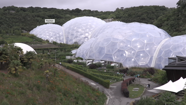 Good Energy recently visited one of our Selectricity customers, the Eden Project, to attend and speak at the Energy Island conference