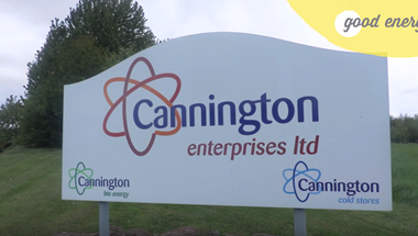 We recently paid a visit to Cannington Enterprises, our suppliers of biomethane which makes up 6% of our gas, to find out how it's generated and what the future is for increased biomethane in the grid.