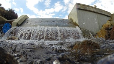 New hydro turbine generates more power below Welsh National Trust beauty spot