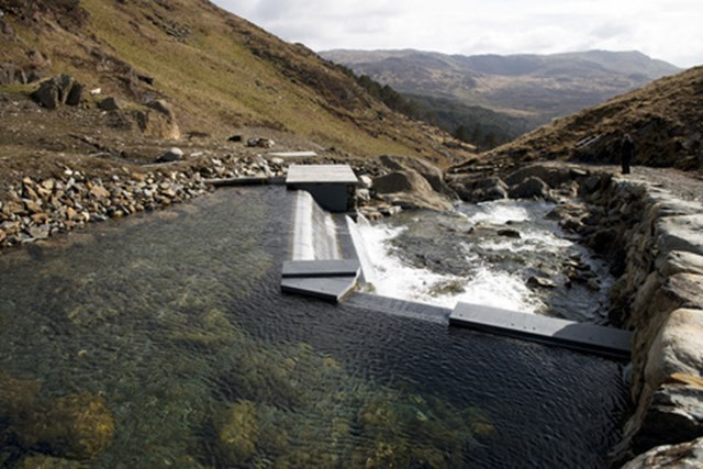 Hydro power - part of our fuel mix