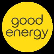 Good Energy - renewable energy supplier to York Gin