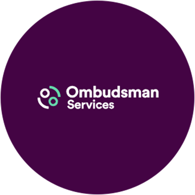 Logo for the ombudsman services