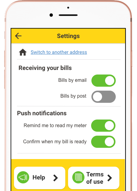 Get paperless bills with an online account | My Account