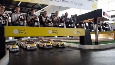 Renewable power, electric vehicles, and clean tech at Silverstone