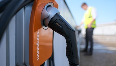 We recently launched One Point, our latest move into the electric vehicle market.