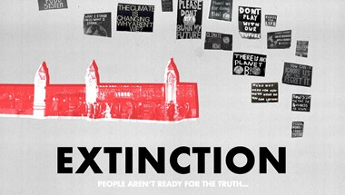 Good Energy is the official sponsor of Extinction. A new short film starring Emma Thompson, released to mark the anniversary of the UK declaring a climate emergency.
