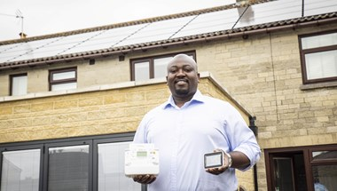 Good Energy has completed the UK's first ever SMETS2 'three phase' smart meter installation, making it possible for high volume and complex electricity users to join the smart, clean, green revolution.