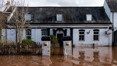 A photo essay showing the effects that flooding has had on communities in the West Midlands.