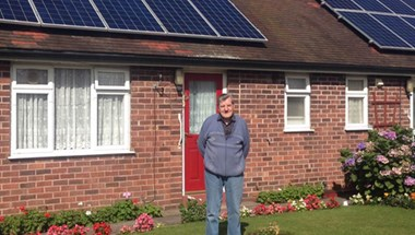 Good Energy is using solar power to help beat fuel poverty in the UK